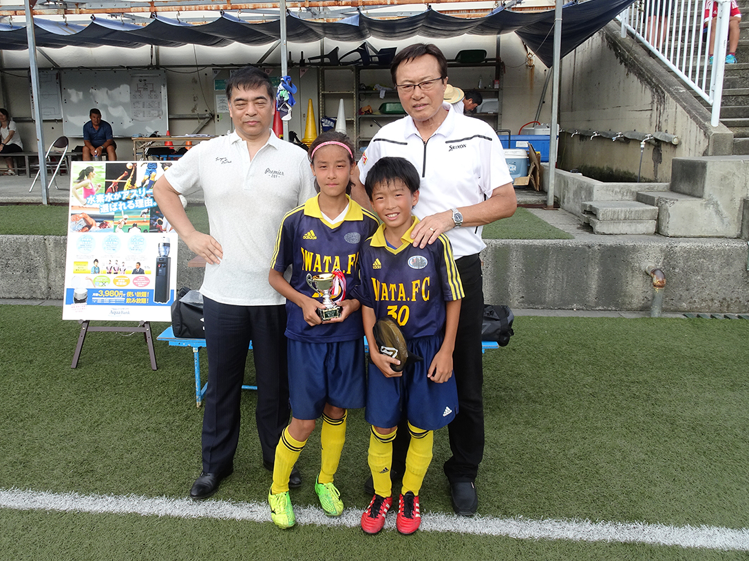4位 岩田フットボールクラブ
