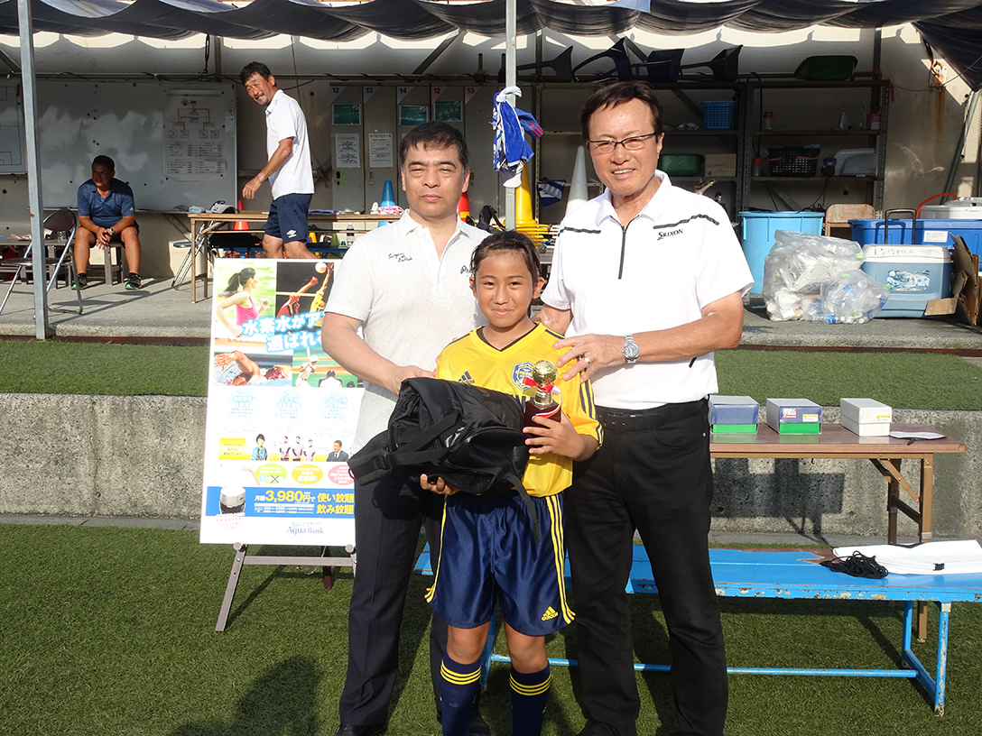MVP E-FRIENDS平野 (37)木村衣那選手